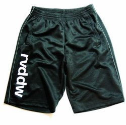 rvddw BASIC TRACK SHORTS