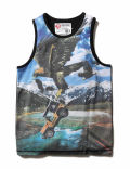 DEATH VALLEY COOL FIBER TANK TOP